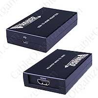 Adaptateur USB vers HDMI Vanco®
